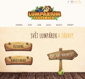 Dětský svět Lumpárium