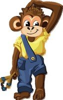 Opičák Lumpa