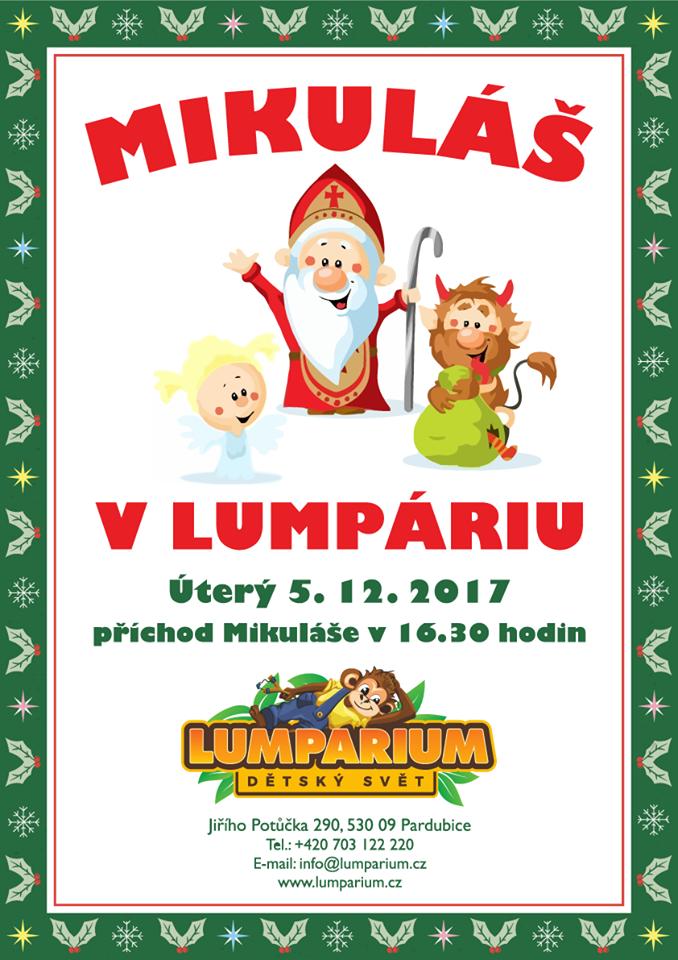 Mikuláš v Lumpáriu 2017