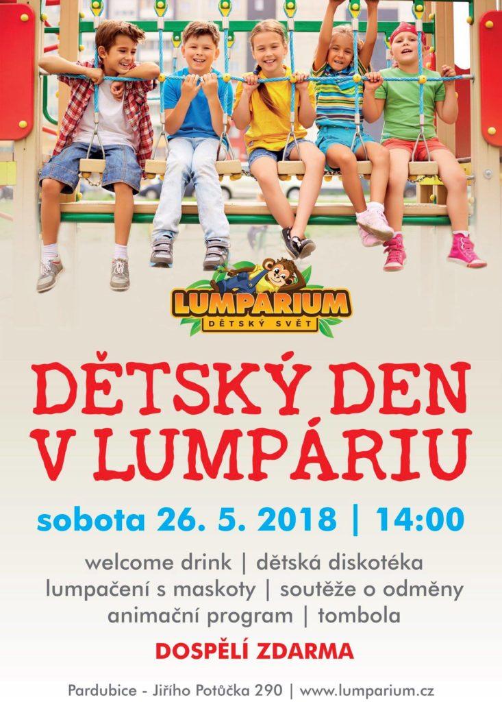 Dětský den v Lumpáriu 2018