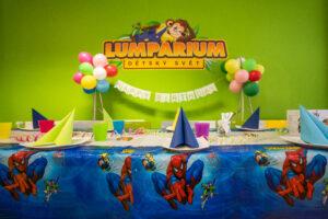 Oslava pro děti v Lumpáriu