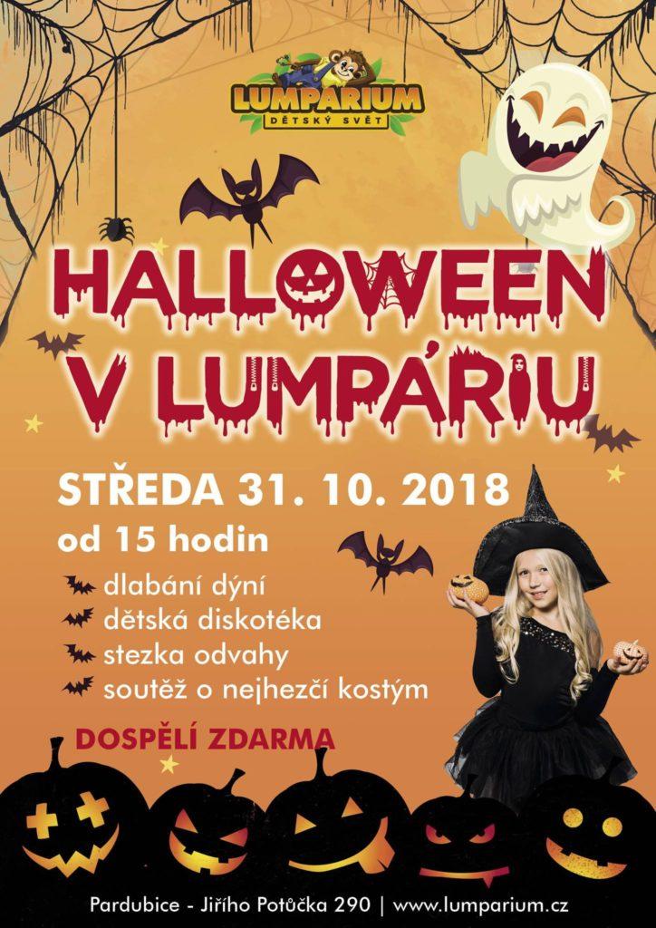 Halloween 2018 v Lumpáriu