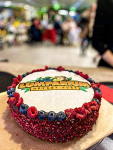 Narozeninový dort Lumpárium