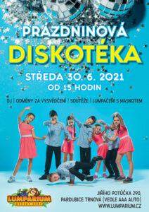 Diskotéka - červen 2021